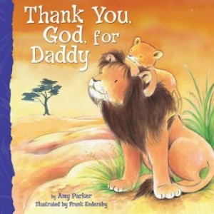 Thank you, God, for Daddy image on Father's Day blog