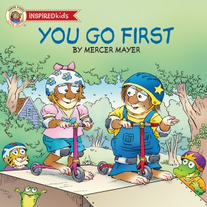You Go First by Mercer Mayer