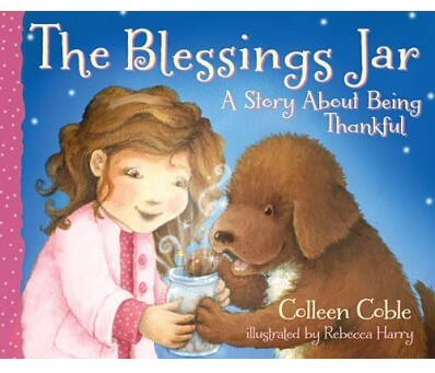 The Blessings Jar on Making Black Fiday a Blessing blog