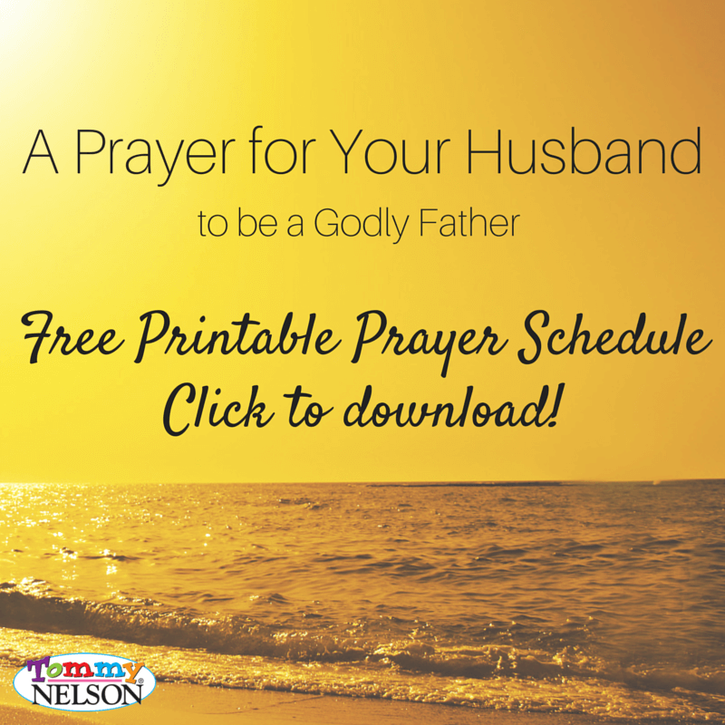 Get your printable prayer schedule here.