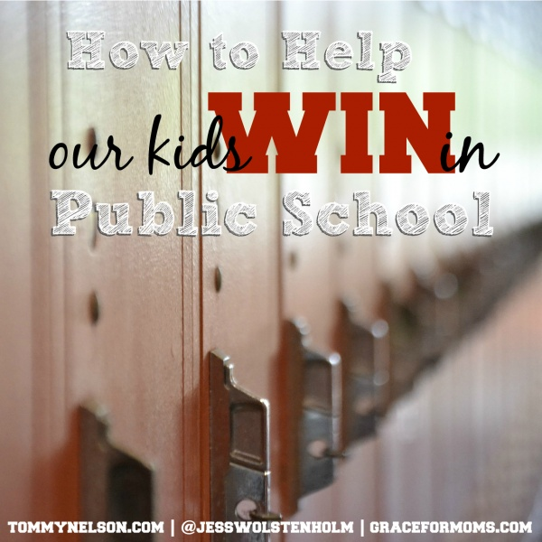How to Help Our Kids Win in Public School