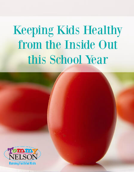 Keeping Kids Healthy This School Year
