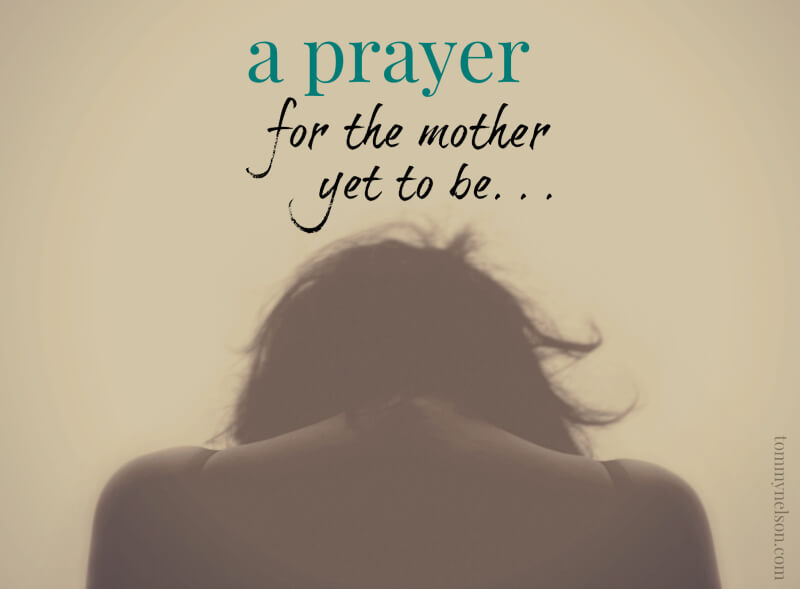 Prayer for Mother yet to be