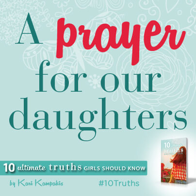 PrayerForDaughters