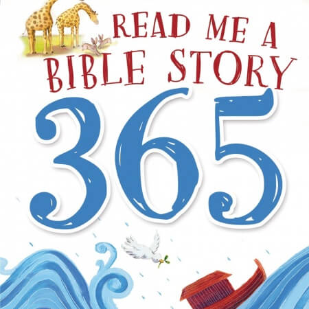 Read Me a Bible Story_Cover