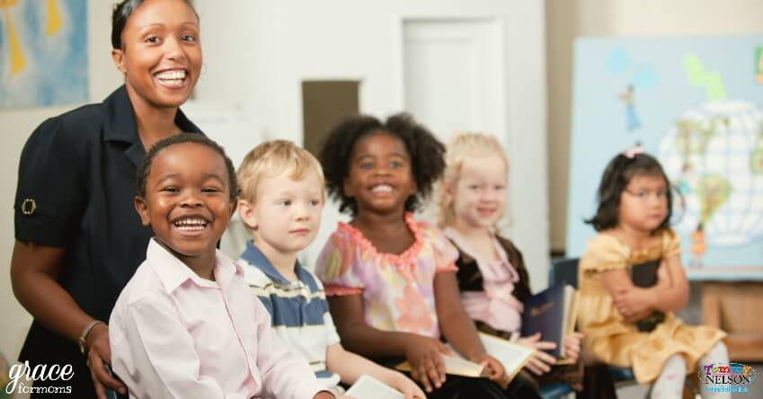 Simple Ways To Get Kids Excited About Church