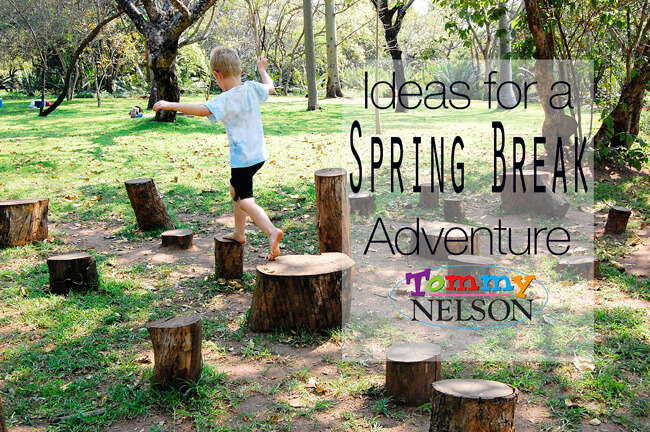 Ideas For A Spring Break Adventure