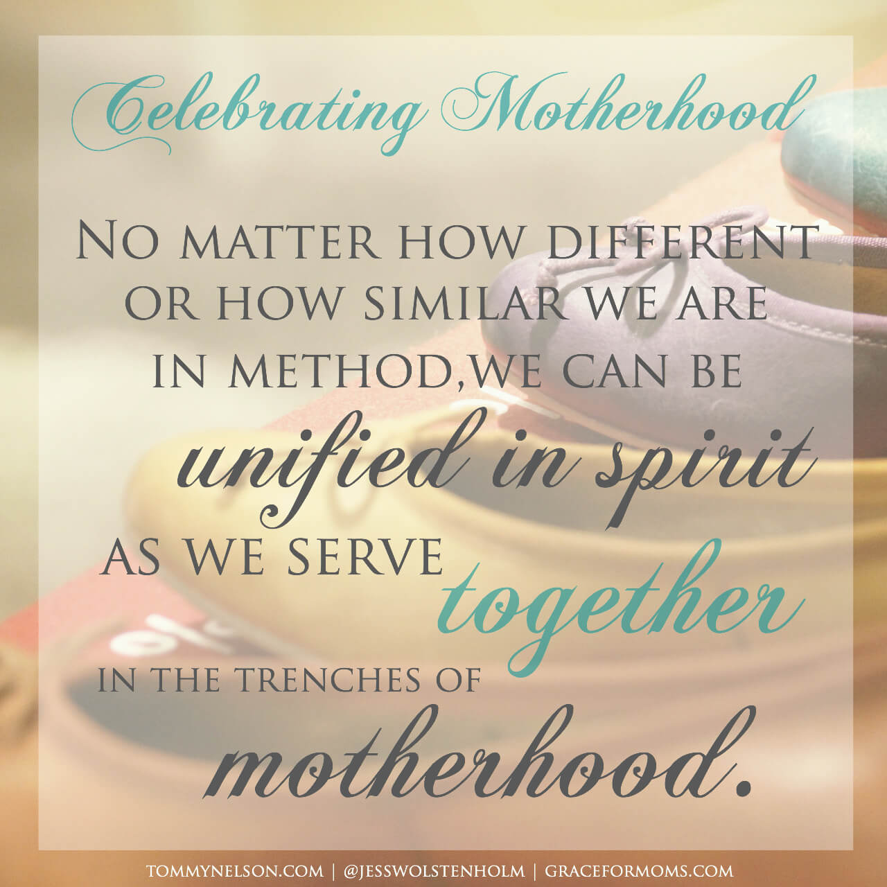 TN Celebrate Motherhood
