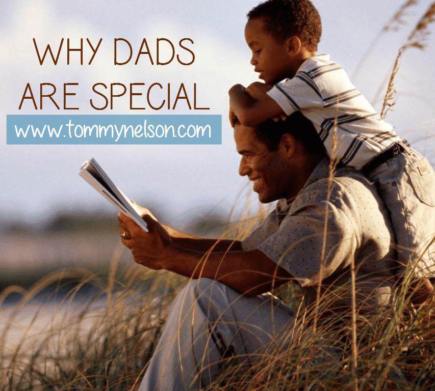Why Dads Are Special