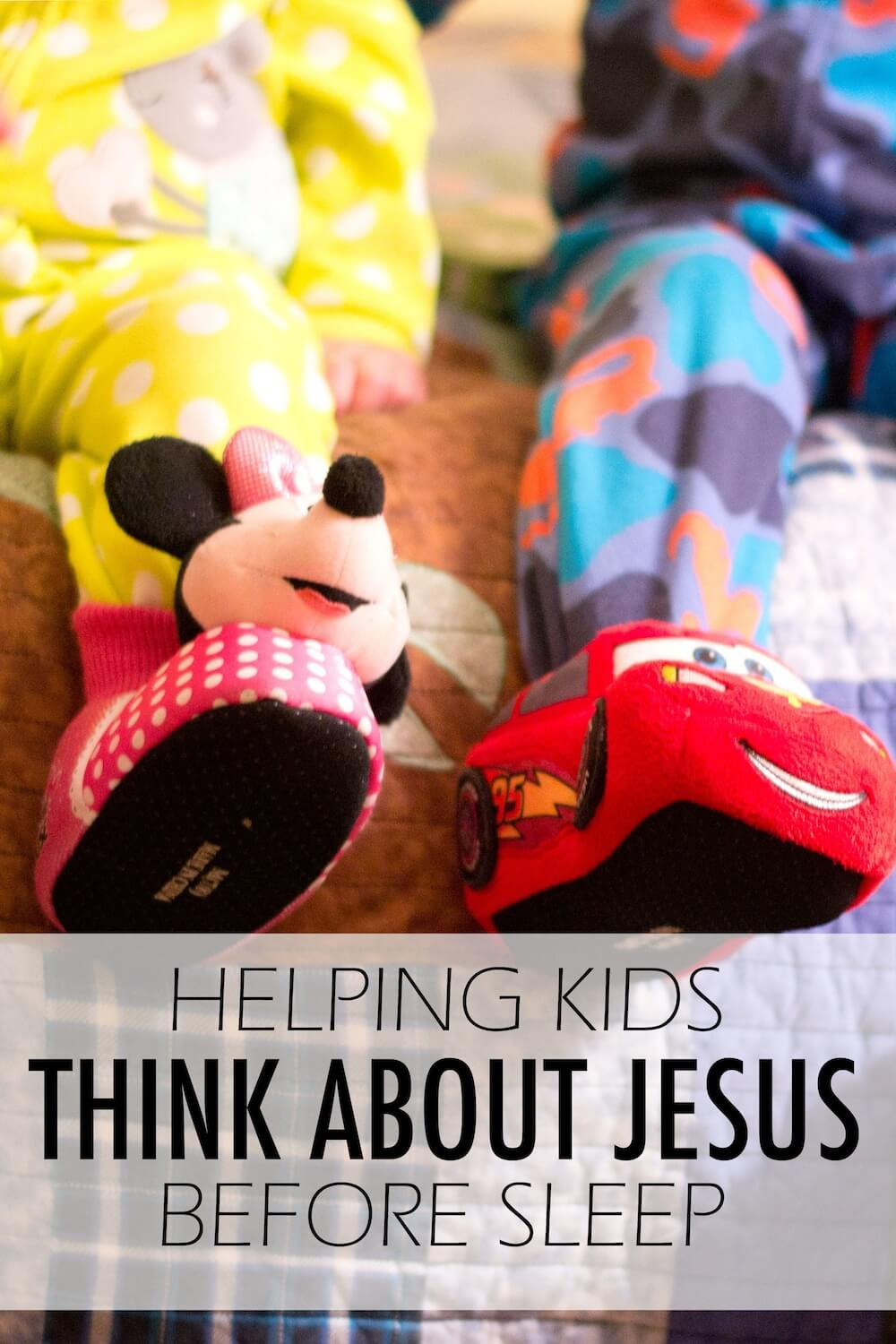 helping-kids-think-about-jesus-before-sleep
